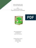 tugas praktik audit - ANALYTICAL PROCEDURES.docx