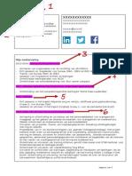 CV Marjon Peeters PDF