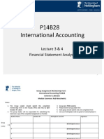 IA L34 1415 Ratio Analysis