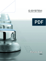 G-System Manuale in Italiano