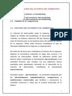 Analisis Del Entorno Economico Del Marketing