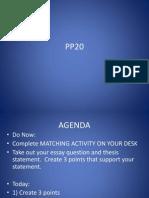 pp20 - essay planning 1 nov 26