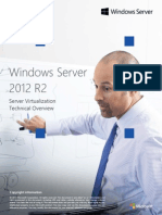 Windows Server 2012 R2 Server Virtualization White Paper
