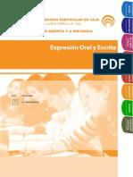 Curso de Expresion Oral