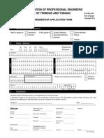 APETT Membership Form