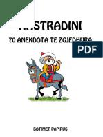Nastradini - 70 Anekdota Te Zgj - Populli
