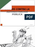 Delitos Contra La Administración Pública