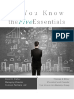 Do You Know the Five Essentials of Pay for Performance - David Fisher, Thomas Miller