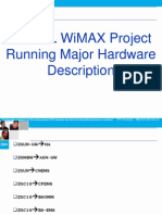 BSNL WiMax Project Hardware Equipement's