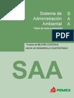 Libro Verde SAA