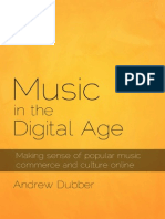 Andrew Dubber - Music in the Digital Age