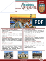 brochure madrid - barcelona 2015