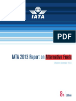 2013 IATA Report Alternative Fuels