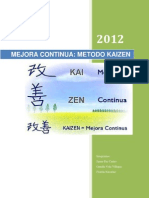 Coachin y Kaizen