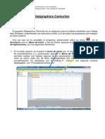 Statgraphics Centurion Manual