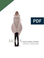 MODA Viata Opera Istorie 150 de Ani de Scoala de Arte Var 2