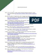 Bibliografie Online