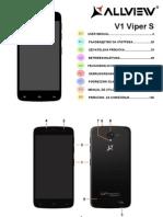 Manual Allview Viper S