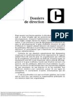 Typologie Des Dossiers Des Organisations Analyse Int Gr e Dans Un Contexte Analogique Et Num Rique Dossiers de Direction