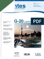 Botto - El G20 y Las Crisis Globales