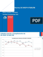 2. Anteproyecto Norma DS MOP N°609