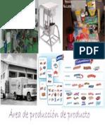 Área de Producción de Producto