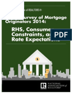 QM Originators Survey November 2014