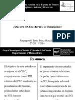 UPF CSIC Jespergon Presentacion