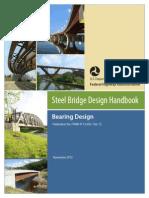 FHWA - Steel Bridge Design Handbook - Bearing Design - November 2012