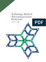 deloitte - tech medis telecomm predictions-2014-interactive
