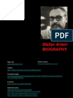 StefanArteni_Biography_November2014