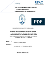 Prácticas Pre-Profesionales Del Colegio Victor Raúl Haya de La Torre