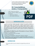 Diapositiva Leche