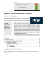 Radiation Dose and Protection in Dentisty (Prof Okano Lecture)