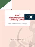 Hdfc Ltd Format Hdfc Asset