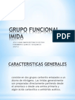 Grupo Funcional Imida
