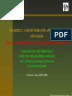 MultivarianteGeologia Tema1 Clase