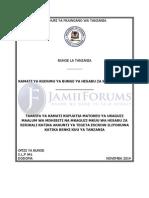 PAC Report Bungeni