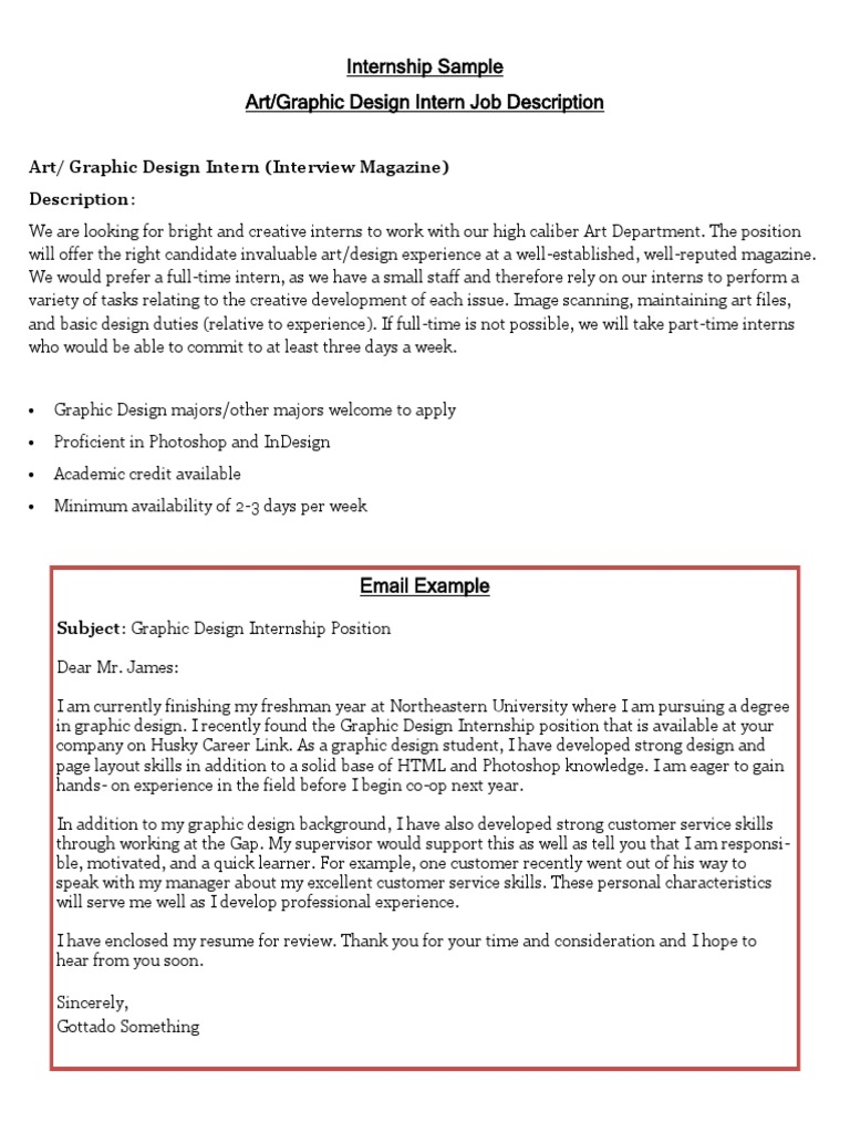 Design Internship Cover Letter from imgv2-1-f.scribdassets.com