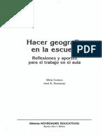 Hacer Geografia en La Escuela c7 (Svarzman y Cordero)