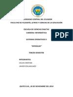 Documento Completo de Opensuse