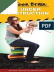 Teens Brain Under Construction
