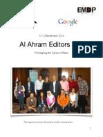 Al Ahram #EditorsLab Report