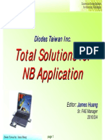 DIODES_Total Solutions for NB Application 20100304.pdf
