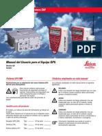 Manual de Usuario Para Equipo GPS Leica