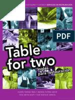 Restaurant menu vocabulary English lesson pdf | Menu