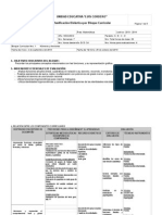 Planificacion Matematica 1 Bloque 2do a B C D