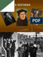 La Reforma Presentación