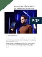 Nokia Revive Su Marca Con Lanzamiento de Tableta Que Busca Rivalizar Con iPad