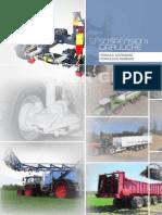 ADR Hydraulic Suspensions Catalogue